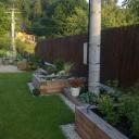 Ogrody- przed i po